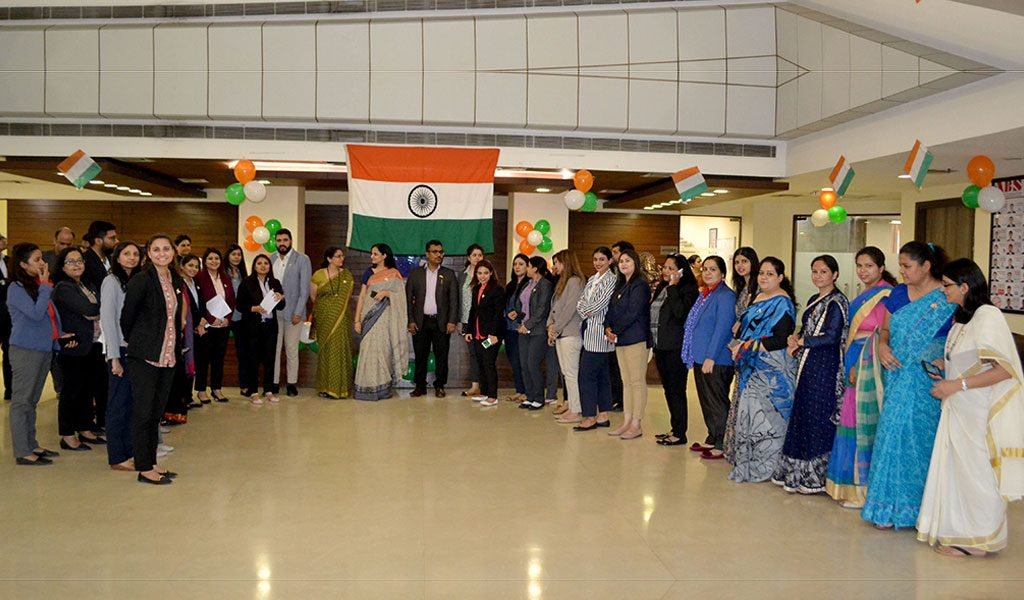 Independence Day 2019 Celebration at Asian Education Group