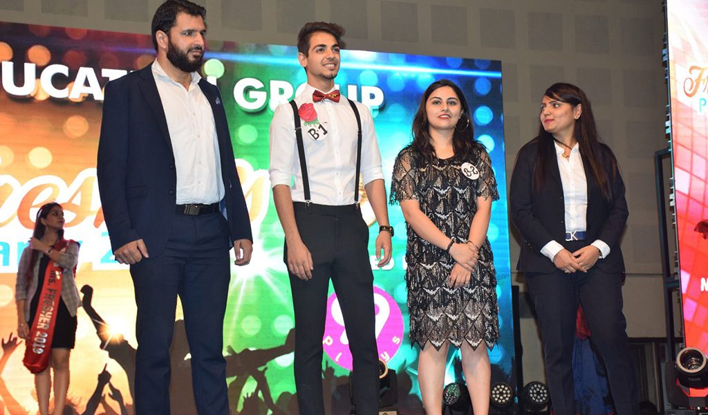 Fresher's Party 2019 at Asian School of Business (AEG website): A Grand Event