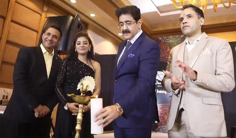 AEG-DR Sandeep Marwah Brilliance Award